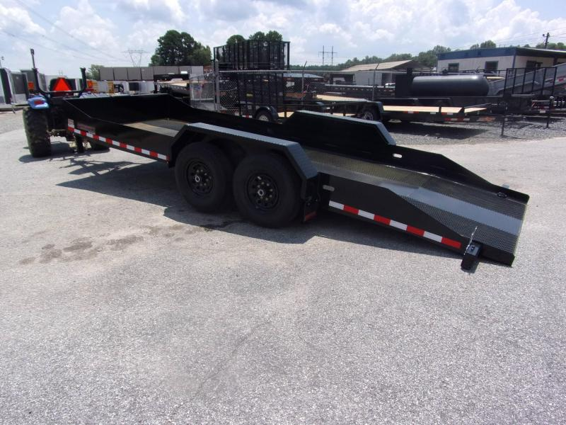 2019 Midsota SL-20 Equipment Trailer
