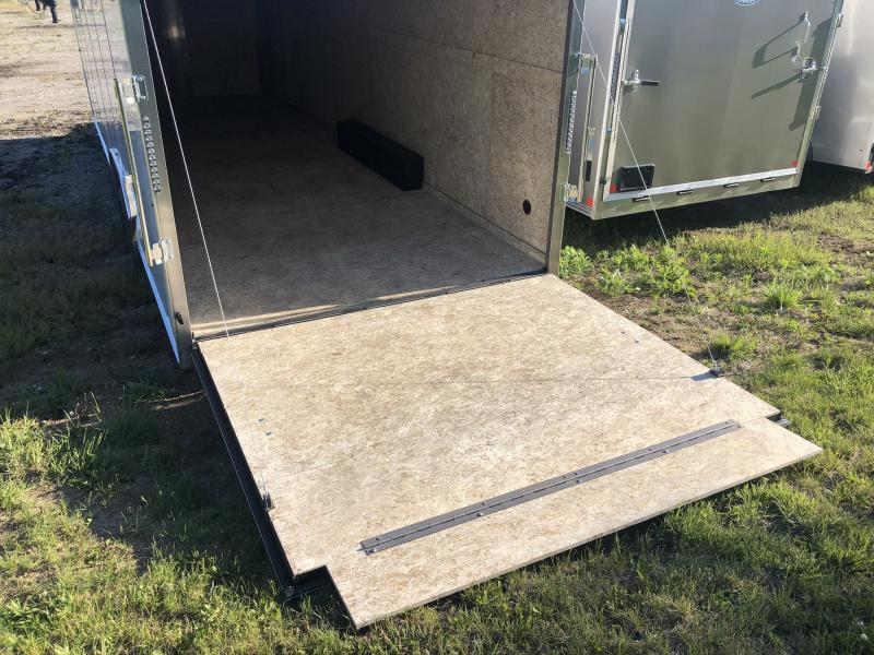 2020 BIGHORN 8.5 X 24 X 6.5 ENCLOSED CARGO TRAILER