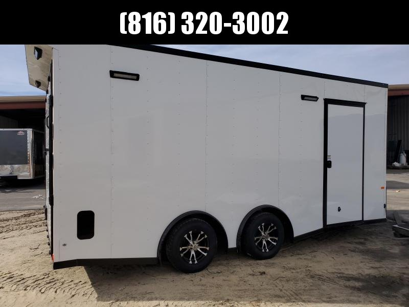 2020 Rock Solid Cargo  Enclosed Cargo Trailer