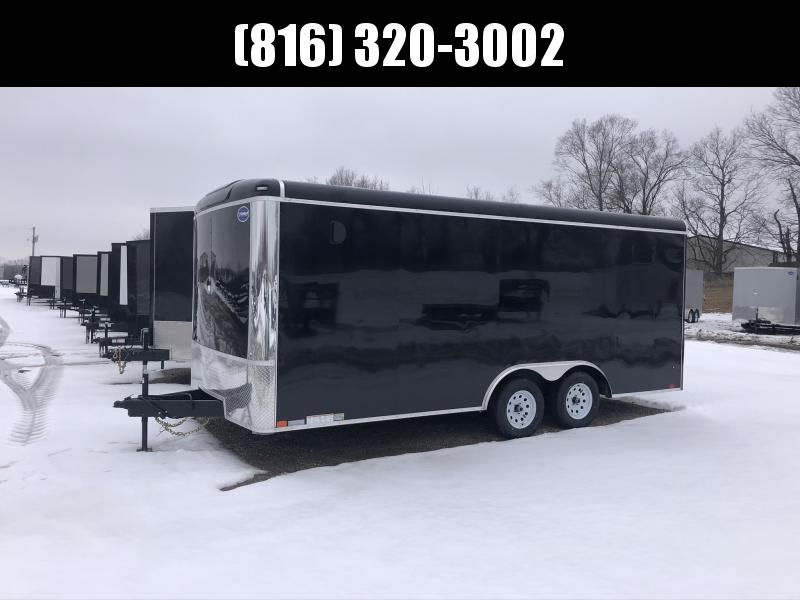 2020 UNITED 8.5 X 18 X 6.5 ENCLOSED CARGO TRAILER