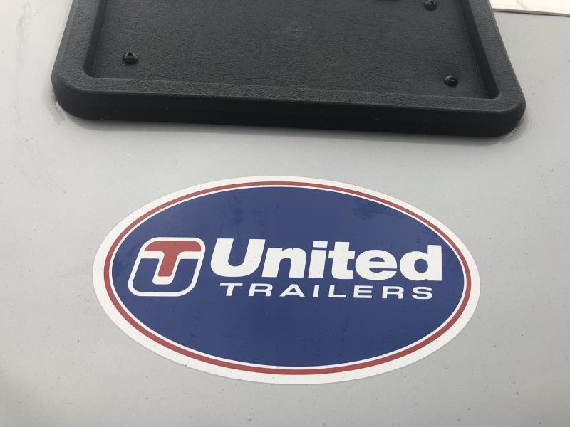 2020 UNITED 8.5 X 27 X 7.5 ENCLOSED CARGO TRAILER