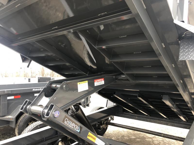 2020 LAMAR 83X16 DUMP TRIPLE AXLE LOPRO TRAILER