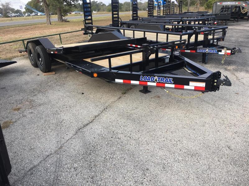 2020 Load Trail 102 X 20 14K Tilt Equipment Trailer