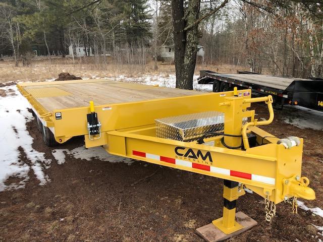 2020 Cam Superline 7 Ton Deckover Full Tilt 8.5 x 20