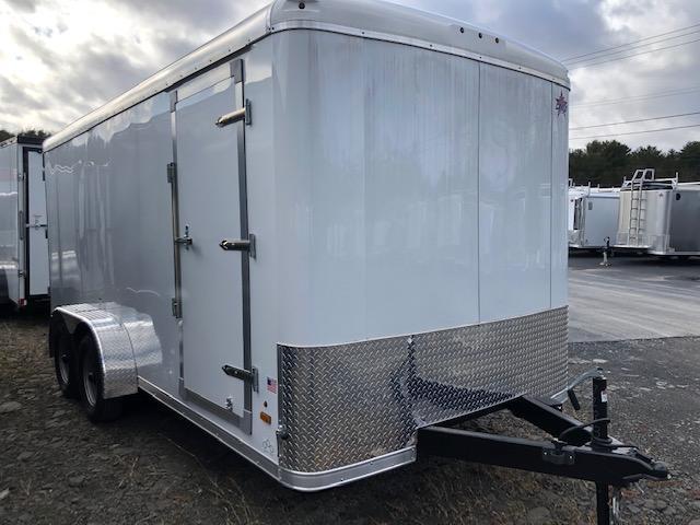 2019 US Cargo TSPP716TA2 Enclosed Cargo Trailer