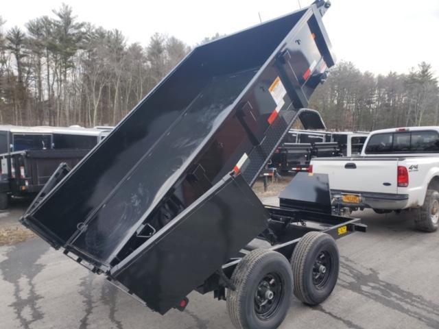 2020 Big Tex Trailers 90SR-10BK Dump Trailer