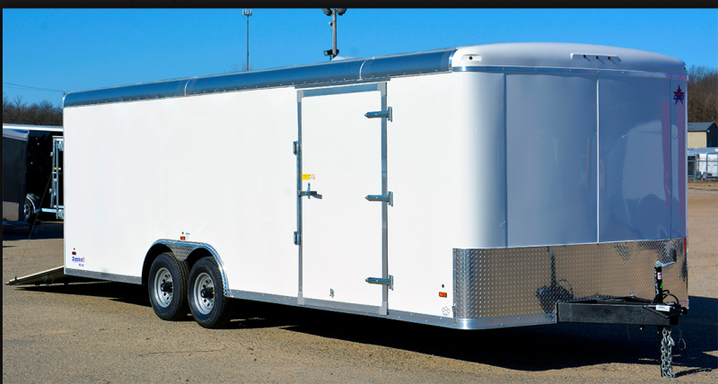 2020 US Cargo PACX8520TA3 Car / Racing Trailer