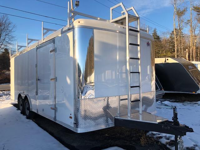 2020 US Cargo PACX8520TA3 Car / Racing Trailer