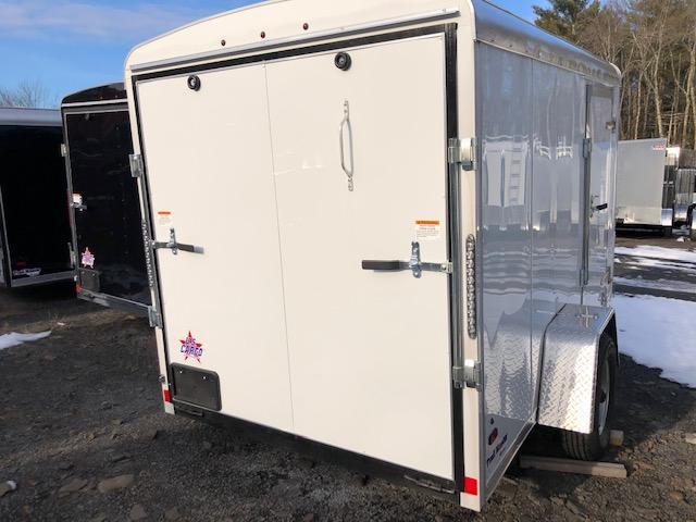 2020 US Cargo TSPP610SA Enclosed Cargo Trailer
