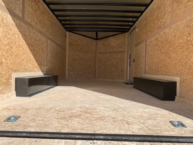 2020 US Cargo HLAFT712SAE Enclosed Cargo Trailer