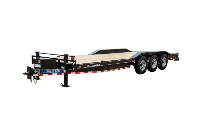 2019 Load Trail CH8320TA3 Equipment Trailer
