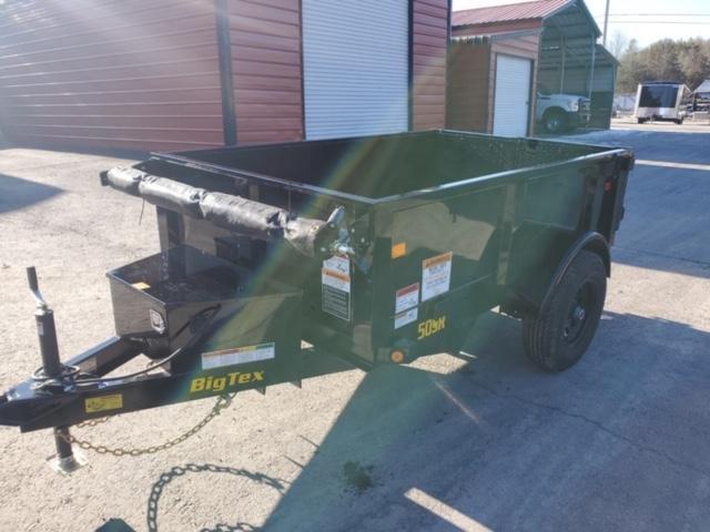 2020 Big Tex Trailers 50SR-08-5WDD Dump Trailer