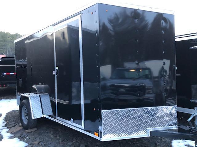 2020 Pace American STLC6X12SE2DLX-EB Enclosed Cargo Trailer