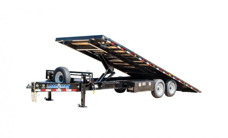 2020 Load Trail PE102X24TA5 Equipment Trailer