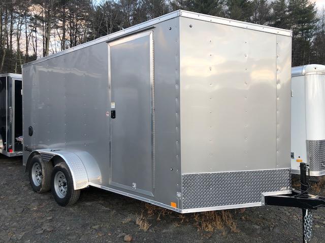 2020 Cargo Express EX714TE2DLX Enclosed Cargo Trailer