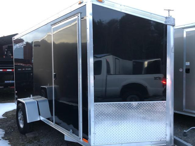 2017 Rance Aluminum Renegade Enclosed Cargo Trailer