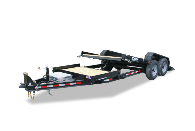 2020 Cam Superline 8 Ton Tilt Trailer Split Deck 8.5 x 17+4