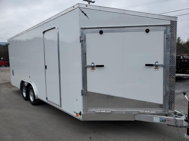 2020 Lightning Trailers LTCH820TA2 Car / Racing Trailer