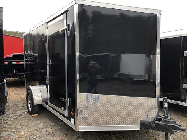 2020 US Cargo ULAFTX712SAE Enclosed Cargo Trailer