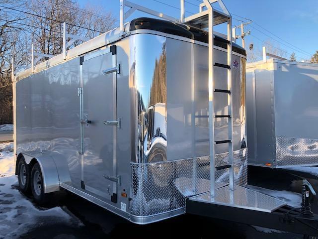 2020 US Cargo TSPP/USC716TA2 Enclosed Cargo Trailer