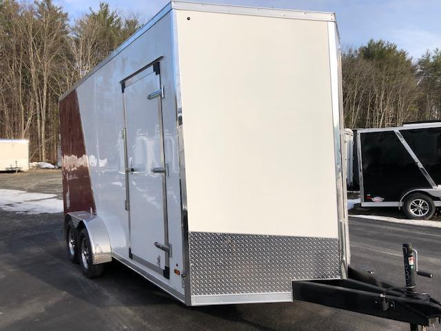 2020 US Cargo ULAFTX716TA2 Enclosed Cargo Trailer