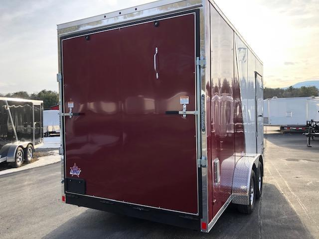 2020 US Cargo ULAFTX716TA2 Enclosed Cargo Trailer