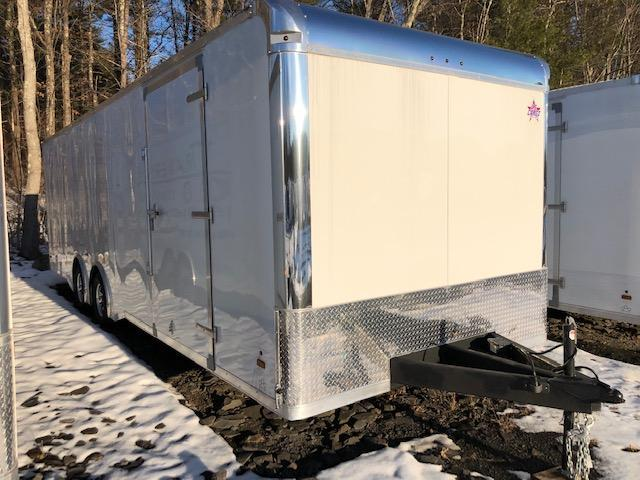 2020 US Cargo PC8528TA3 Car / Racing Trailer