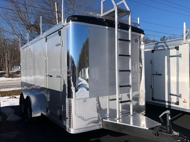 2020 US Cargo TSPP714TA2 Enclosed Cargo Trailer
