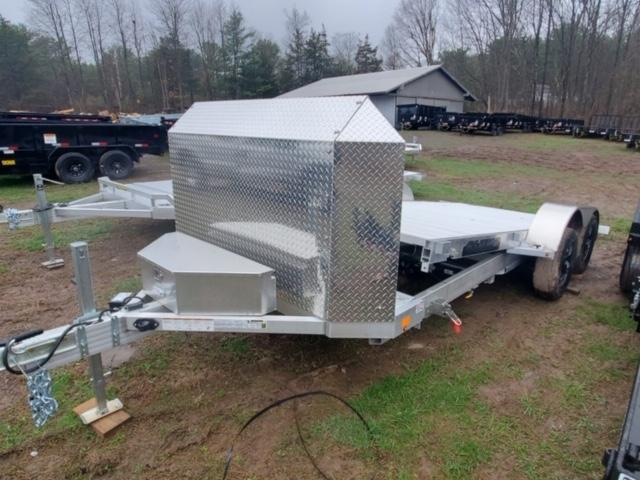 2021 Aluma 8216TILT-TA2 Car / Racing Trailer
