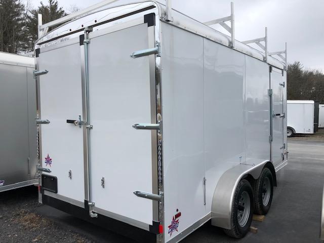 2020 US Cargo TSPP/USC714TA2 Enclosed Cargo Trailer