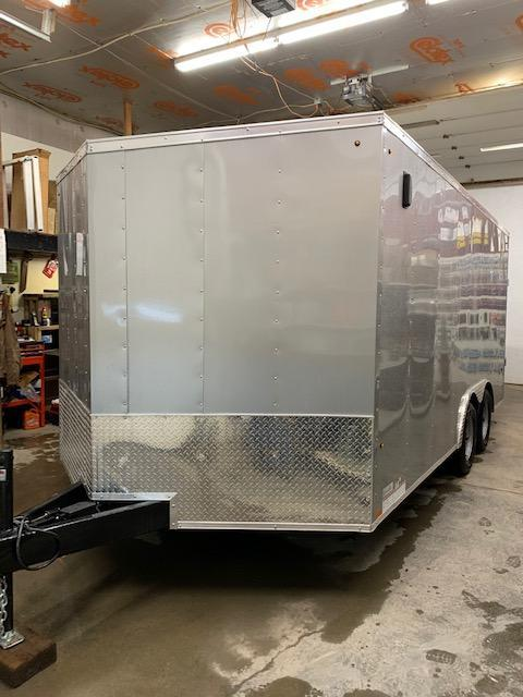 2020 Pace American Outback 85 Dlx Cargo 7k Cargo / Enclosed Trailer