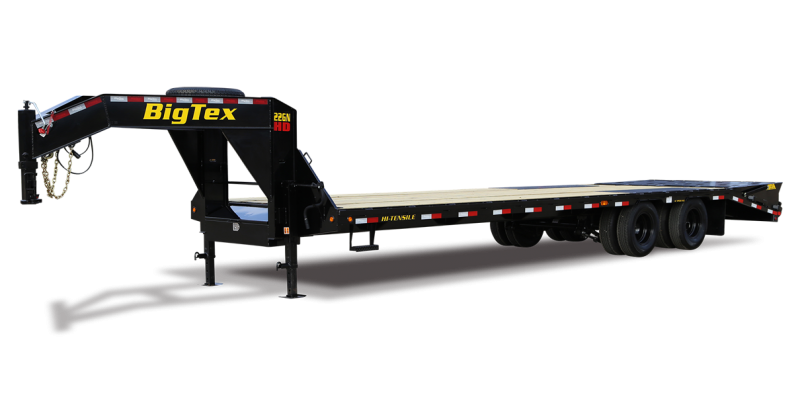 2019 Big Tex Trailers 22GN35+5MR Equipment Trailer