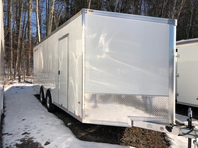 2019 Rance Aluminum Renegade Enclosed Cargo Trailer