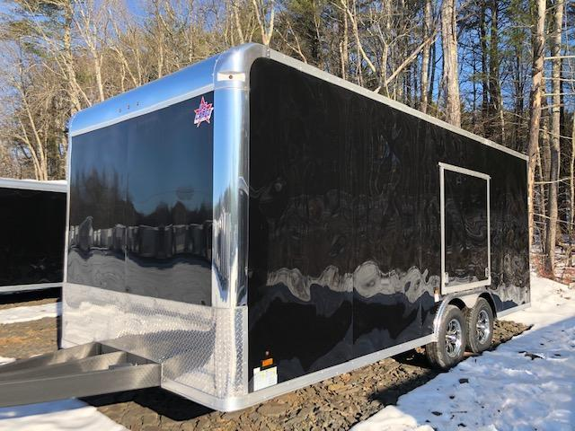 2020 US Cargo PC8520TA3 Car / Racing Trailer