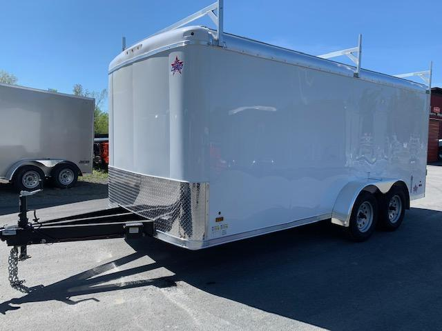 2021 US Cargo TSPP716TA2 Enclosed Cargo Trailer