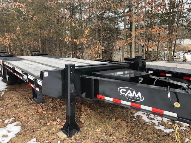 2019 Cam Superline 20 Ton Deckover Heavy Duty 8.5 x 20 + 5