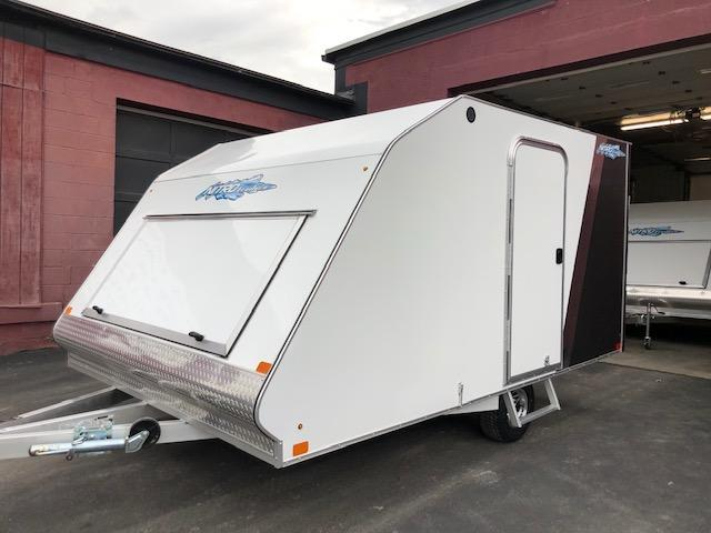 2020 Nitro 101 x 12 Cross Over Snowmobile Trailer