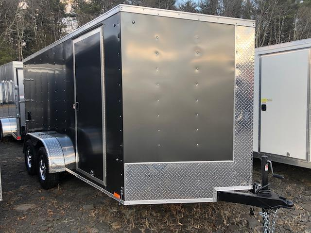 2020 Pace American OB7X14TE2 DLX Enclosed Cargo Trailer