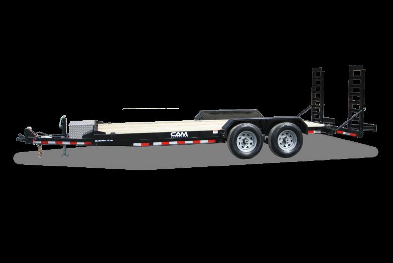 2019 Cam Superline 5EC162C Equipment Trailer