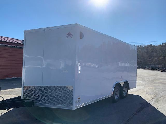 2020 US Cargo ULAFTX8516TA2 Enclosed Cargo Trailer