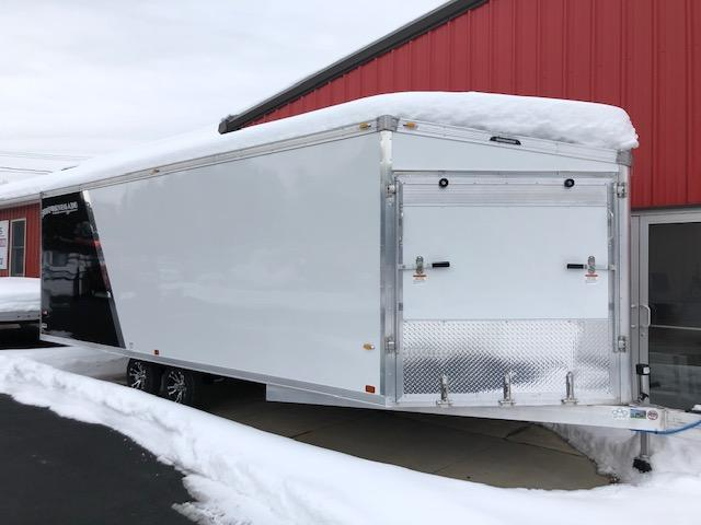 2020 Rance Aluminum RENEGADE REES8206.5TA2 Snowmobile Trailer
