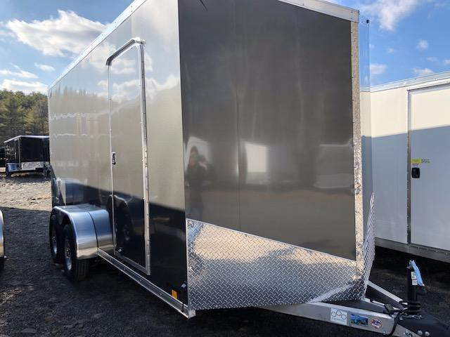 2020 Lightning Aluminum Enclosed Cargo Trailer