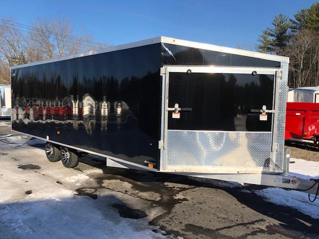 2020 Lightning Trailers LTFES820TA Enclosed Snowmobile Trailer