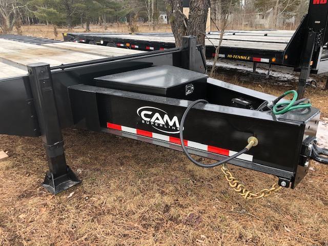 2020 Cam Superline 25CAM829TA Heavy Duty Deckover Trailer Equipment Trailer