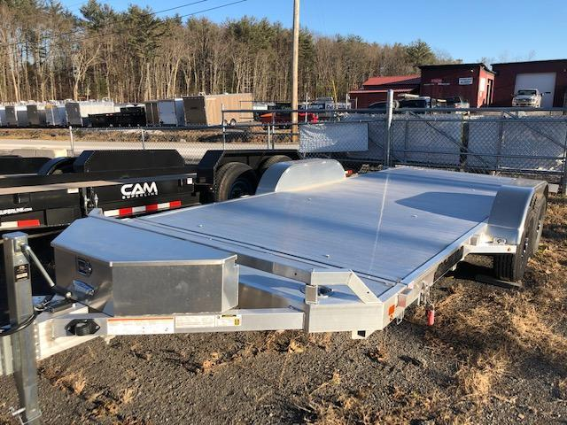2020 Aluma 8218TILT-TA2 Car / Racing Trailer