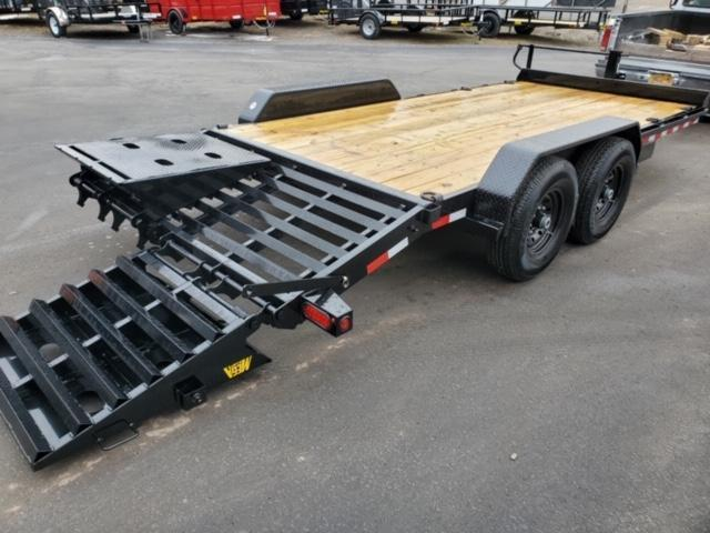 2020 Big Tex Trailers 14ET-18BK-MR Equipment Trailer