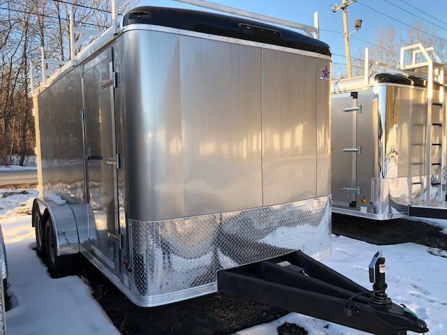 2019 US Cargo TSPP714TA2 Enclosed Cargo Trailer