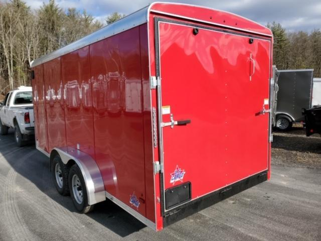 2020 US Cargo TSPP716TA2 Enclosed Cargo Trailer
