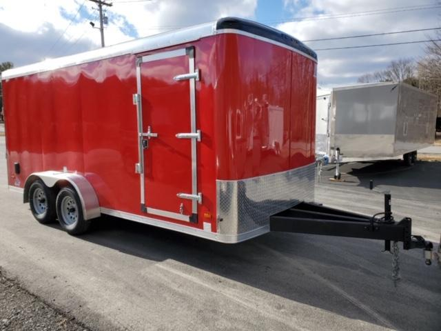 2020 US Cargo TSPP716TA2 Enclosed Cargo Trailer