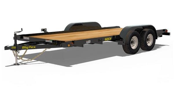 2020 Big Tex Trailers 60CH-14 Car / Racing Trailer